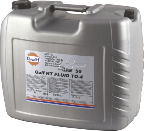 Gulf HT Fluid TO-4 50
