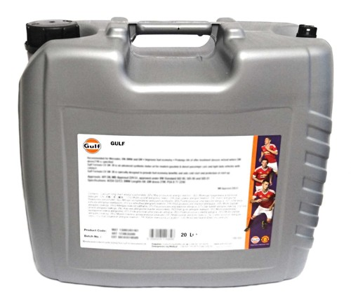 Gulf Super Compressor oil 68 20 liter
