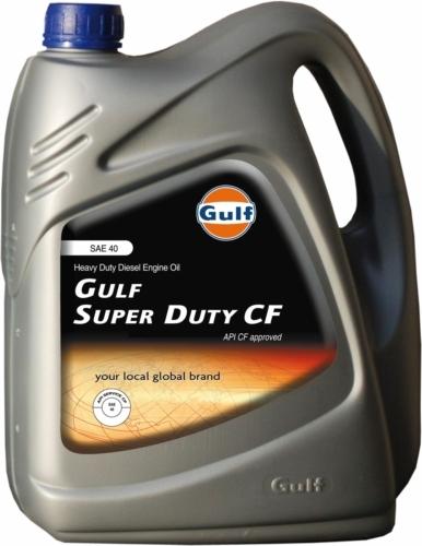 Gulf Super Duty CF 40