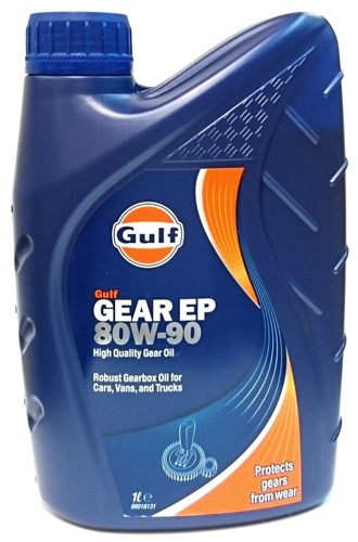 Gulf Gear EP 80W-90