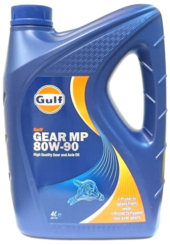 Gulf Gear MP 80W-90