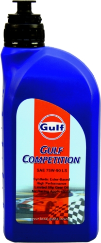Gulf Competition Gear 75W-90 LS
