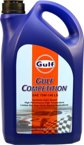Gulf Competition Gear 75W-140