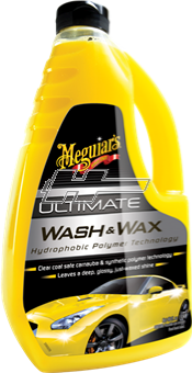 Meguiars Ultimate Wash & Wax Bilschampo