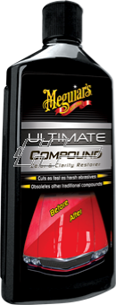 Meguiars Ultimate Compound Rubbing