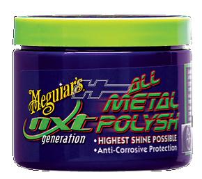 Meguiars Nxt Generation Metall Polysh