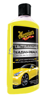 Meguiars Ultimate Wash & Wax 473 ml