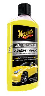 Meguiars Ultimate Wash & Wax 473 ml