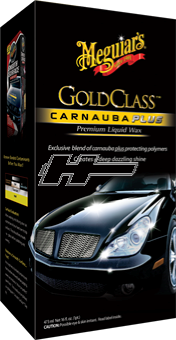 Meguairs Gold Class Carnauba Plus Vax