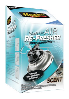 Meguiars Air Re-Fresher New Car