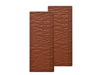 Mjölkchoklad Peru 45%
