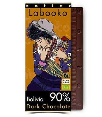 Bolivia 90%