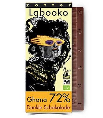 Ghana 72%