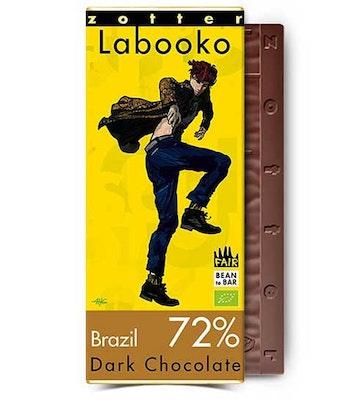 Brazil 72%