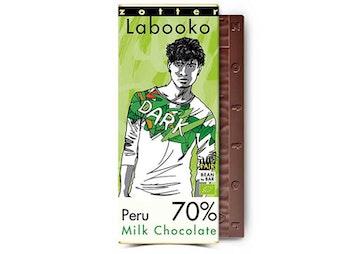 Mjölkchoklad Peru 70%