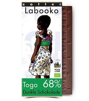 Togo 68%