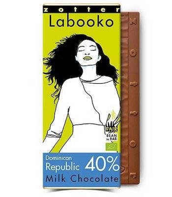 Mjölkchoklad Dominikanska 40%