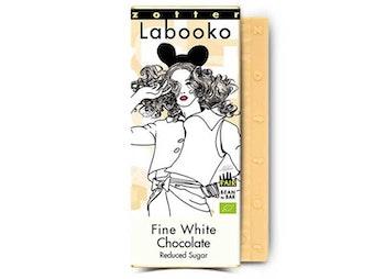 Vit Choklad - Mindre socker
