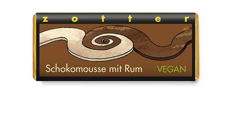 Boozy Chocolate Mousse