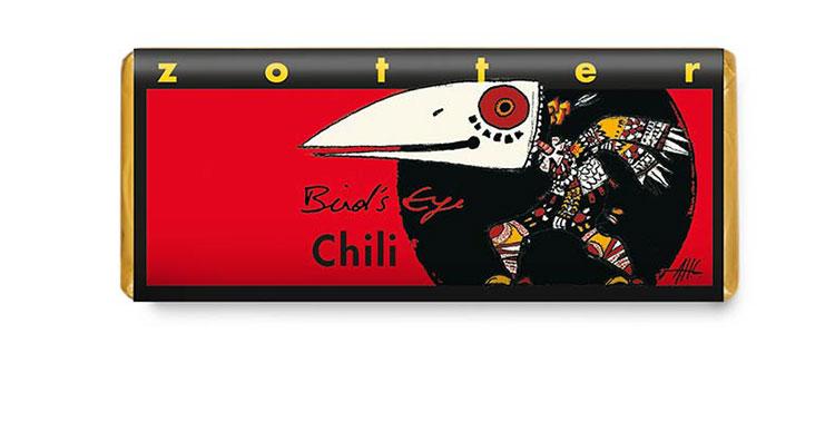Chilli Birds Eye