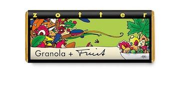 Granola + Fruit