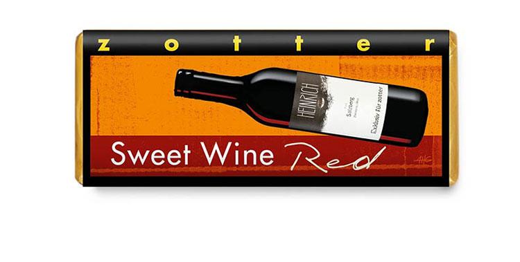Sweet Wine - Red