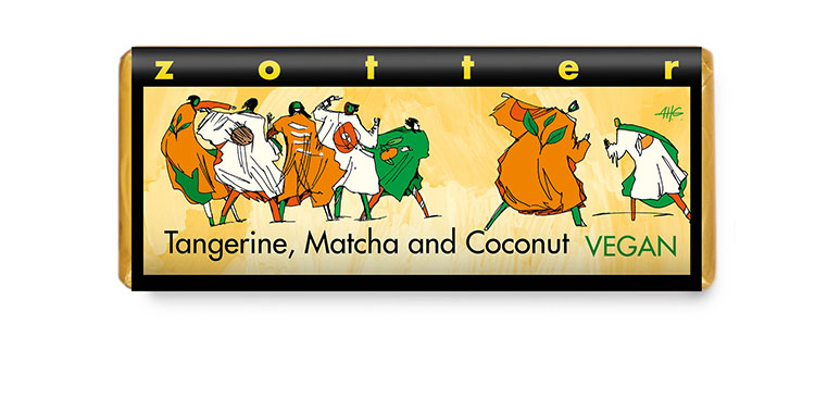 Tangerine, Matcha och Kokos - NYHET