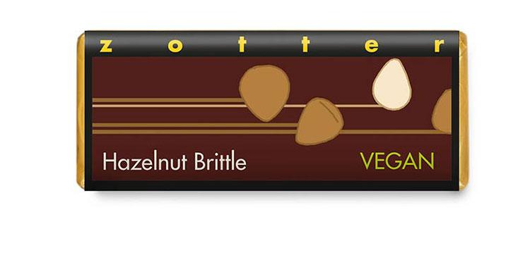 Hazelnut Brittle