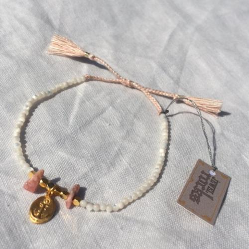 Armband (pärlemor med ankare) från Jewel Rocks