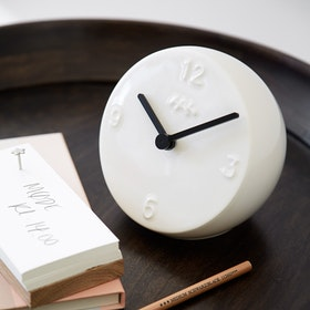 KÄHLER ORA bordsur / bordsklocka 14 cm