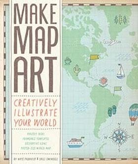 Make Map Art - Chronicle Books