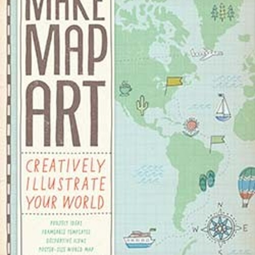 Make Map Art - Chronicle Books