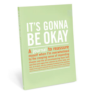 It´s Gonna Be Okay Journal - Knock Knock