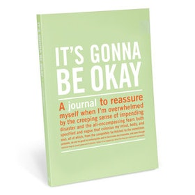 It´s Gonna Be Okay Journal - Knock Knock