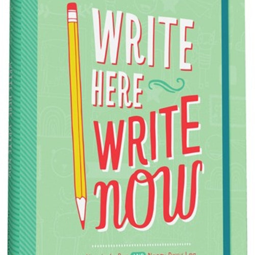Write Here, Write Now - Chronicle Books