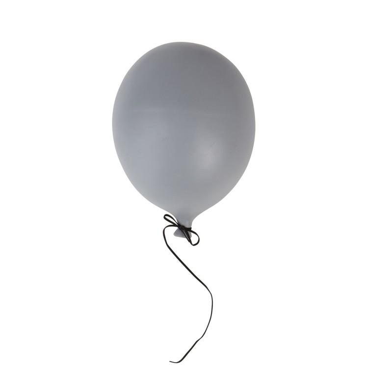 Ballong, grå