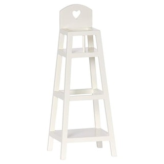 HIGH CHAIR FOR MY, OFFWHITE