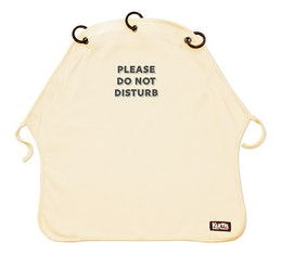 Kinderwagenvorhang Kurtis Do not disturb Sand