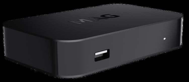 Mag322 IP TV BOX