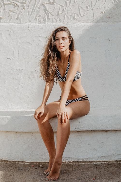Emelie bikini top