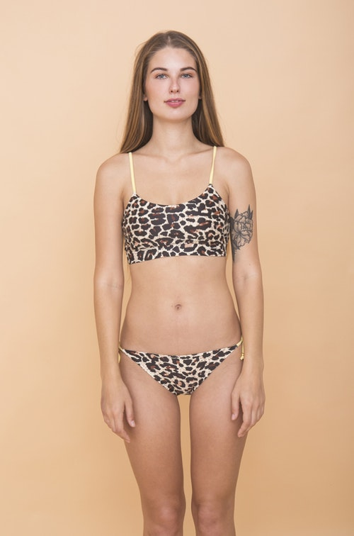 Bahamas bikini top