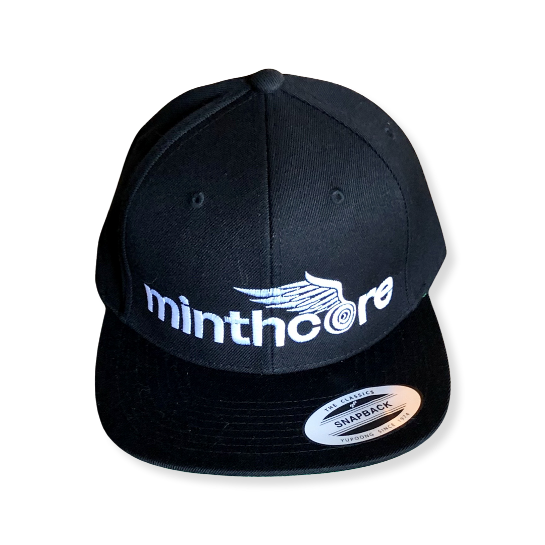 Cap Snapback Minthcore