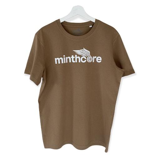 T-Shirt Minthcore Classic / Camel
