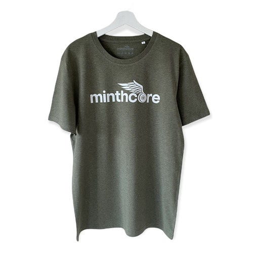 T-Shirt Minthcore Classic / Heather Khaki