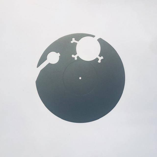 Mingelbricka vinylskiva