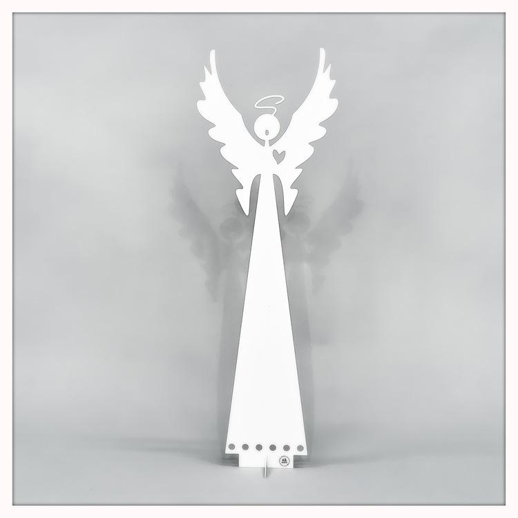 Ängel - HOPE  (tre storlekar, två färger)