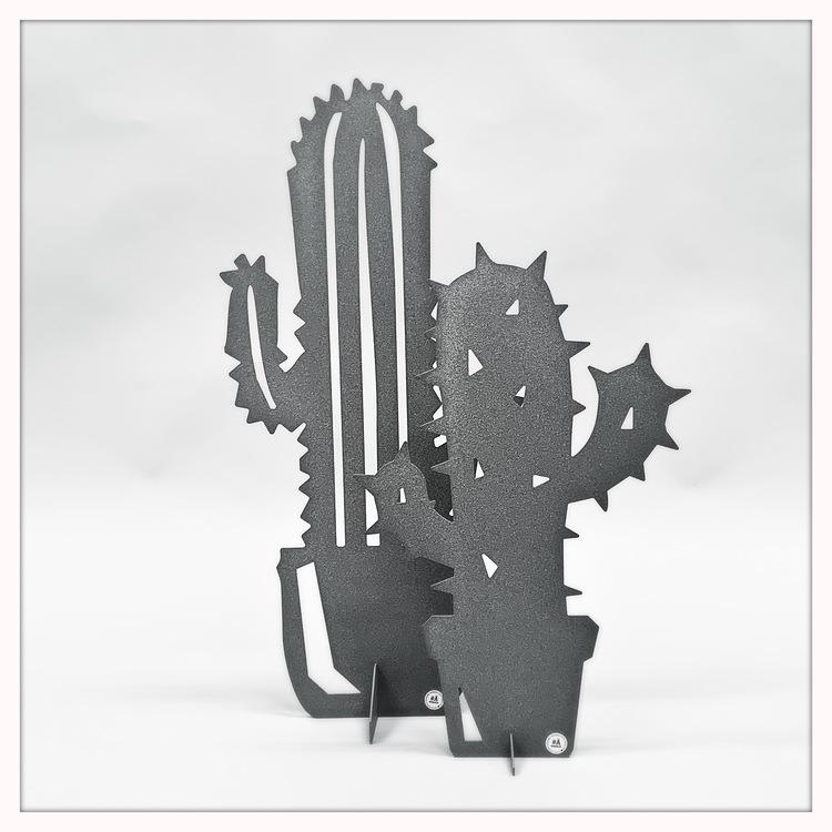 Kaktusar i par