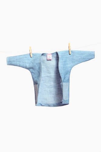 Smoothie Cotton Coatee