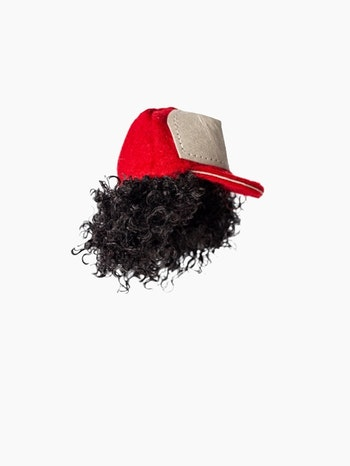 Cap Cake Curl