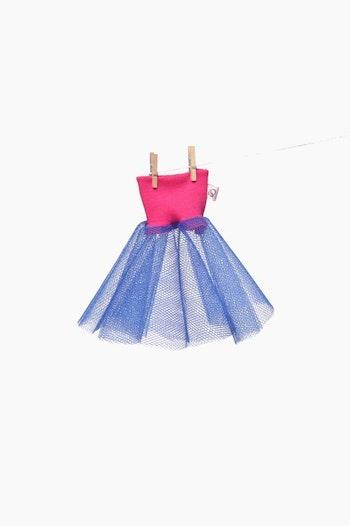Skirt Dessert Blueberry
